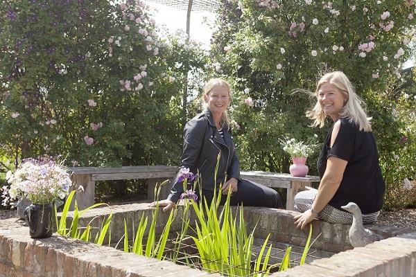Minicamping Werendijke - Zoutelande | Lilian en Stefanie Dingemanse